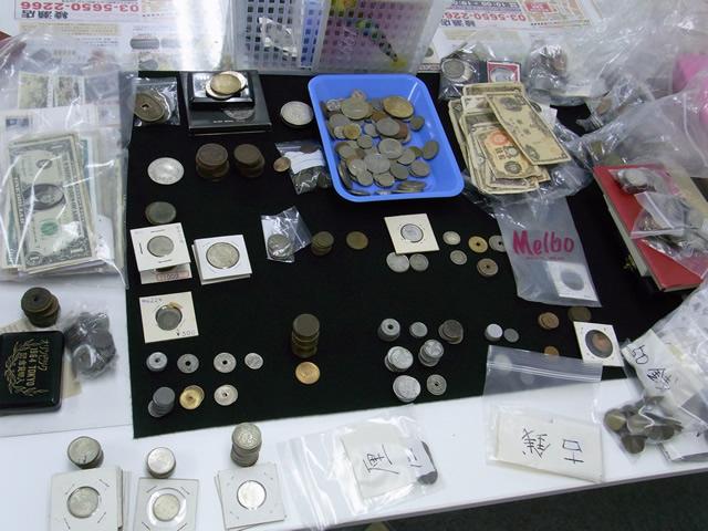 足立区 古銭 記念コインの買取チャンピオン