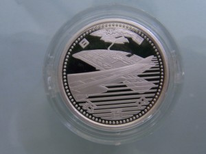 中部国際空港_表 記念貨幣 記念メダル