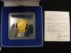 2002FIFAワールドカップKOREAJAPAN1万円記念金貨 記念硬貨
