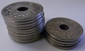 50円 昭和35年 昭和36年 古銭買取