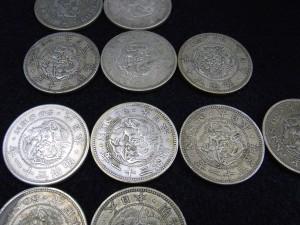 一円銀貨買取 一圓銀貨買取 1円銀貨買取 古銭買取 中国紙幣買取 中国貨幣買取