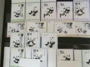 バラ切手 中国切手 梅蘭芳舞台芸術小型シート 赤猿 干支小型シート