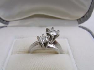プラチナダイアモンドリング買取 PT900買取 さいたま市 買取チャンピオン