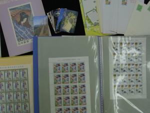 貨幣セット買取 切手買取 バラ切手買取 記念切手買取 はがき買取 K18買取