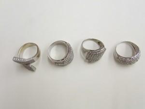 メレーダイヤモンドプラチナリング買取 PT900ダイヤモンドリング買取 さいたま市 買取チャンピオン