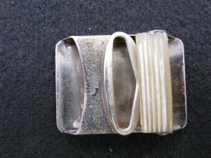 シルバー925製バックル買取 銀製品買取 さいたま市 買取チャンピオン