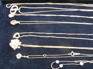 K18リングネックレス買取 ネックレス 金プラチナ買取 さいたま市 買取チャンピオン