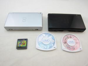 任天堂DS本体ソフトソニーPSP本体ソフト買取 ゲーム機買取 さいたま市 買取チャンピオン