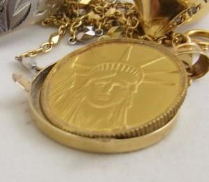 自由の女神K22金貨買取 貴金属コイン買取 さいたま市 買取チャンピオン