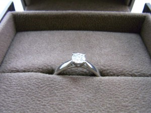 PT900ダイヤモンドリング買取 ジュエリーアクセサリー貴金属買取 さいたま市 買取チャンピオン