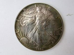LIBERTYアメリカイーグル銀貨買取 記念コイン買取 さいたま市 買取チャンピオン